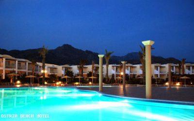 Ολοκληρώθηκε η εγκατάσταση της νέας πλυντικής μονάδας στο Ostria Beach Hotel