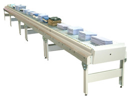 Jensen Conveyor Systems | PAPAGEORGAKIS BROS, est. 1972 in Athens, Greece, represents a number of industries in the laundry sector, and equips hospitals, hotels, laundries, ships, organisations and industries with laundry-related products throughout Greece. Αφοί Παπαγεωργάκη: Επαγγελματικά πλυντήρια, Εξοπλισμός στεγνοκαθαριστηρίων, Μηχανήματα καθαριστηρίων, Σιδερωτήρια, Σιδηρωτικοί Κύλινδροι, Στεγνωτήρια, Μηχανήματα πλύσεως ιματισμού, Διπλωτικές μηχανές, Τροφοδοτικές μηχανές, Στεγνοκαθαριστήρια, Πλυντήρια-τούνελ